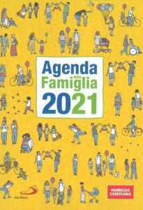Copertina di 'Agenda della famiglia 2021'
