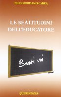 Le beatitudini dell'educatore - Cabra P. Giordano