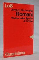 Romani. Vivere nello spirito di Cristo - Lorenzo De Lorenzi