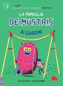 Copertina di 'La famiglia De Mostris ai giardini'