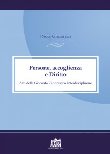 Copertina di 'Persone, accoglienza e Diritto'