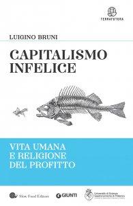 Copertina di 'Capitalismo infelice'