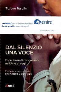 Copertina di 'Dal silenzio una voce'