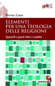 Copertina di 'Elementi per una teologia delle religioni'