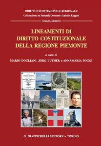 Copertina di 'Lineamenti di diritto costituzionale della Regione Piemonte'