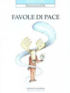 Copertina di 'Favole di pace'