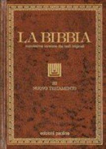 Copertina di 'La Bibbia [vol_3] / Nuovo Testamento'