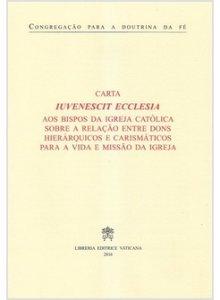 Copertina di 'Iuvenescit Ecclesia. Portoghese'