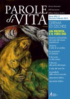 Parole di vita (2013) vol.1 (Gennaio-Febbraio)