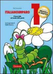 Copertina di 'ItalianoImparo'