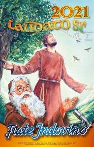 Copertina di 'Calendario Frate Indovino 2021. Laudato si''