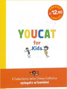 Copertina di 'YouCat for kids'