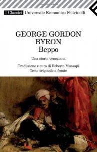 Copertina di 'Beppo. Una storia veneziana. Testo inglese a fronte'