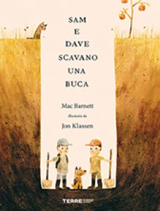 Copertina di 'Sam e Dave scavano una buca'