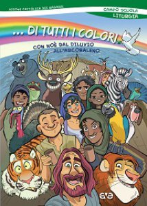 Copertina di '...Di tutti i colori!'
