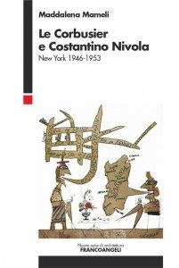 Copertina di 'Le Corbusier e Costantino Nivola'