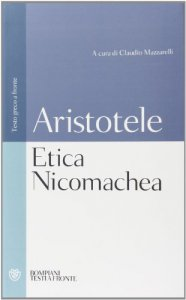 Copertina di 'Etica nicomachea'