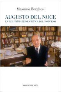 Copertina di 'Augusto Del Noce'