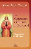 La Madonna a Ghiaie di Bonate? Una proposta di riflessione - Angelo Maria Tentori
