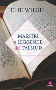Copertina di 'Maestri e leggende del Talmud'