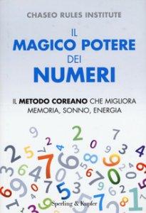 Copertina di 'Il magico potere dei numeri'