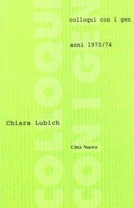 Copertina di 'Colloqui con i Gen (1970-74)'