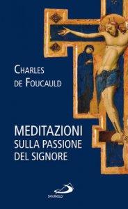 Copertina di 'Meditazione sulla Passione del Signore'