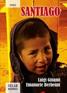 Copertina di 'Santiago'