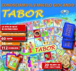 Copertina di 'Tabor conoscere il Vangelo giocando (gioco)'