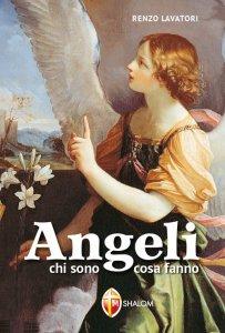 Copertina di 'Angeli. Chi sono, cosa fanno'