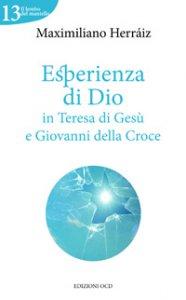 Copertina di 'Esperienza di Dio in Teresa di Gesù e Giovanni della Croce'