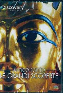 Copertina di 'Antico Egitto - Le grandi scoperte'