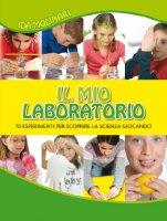Il mio laboratorio. 70 esperimenti per scoprire la scienza giocando - Molinari Ida