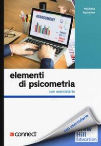 Copertina di 'Elementi di psicometria con eserciziario. Con Contenuto digitale per download e accesso on line'