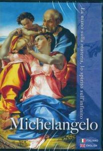 Copertina di 'Michelangelo - La mano sulla materia, lo spirito sull'infinito'