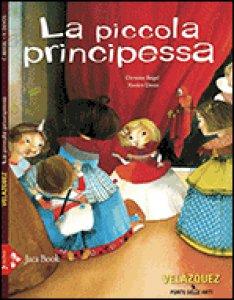 Copertina di 'La piccola principessa'