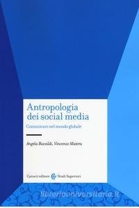 Copertina di 'Antropologia dei social media'