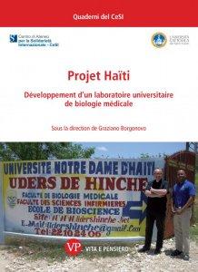 Copertina di 'Projet Haiti. Développement d'un laboratoire universitaire de biologie médicale'