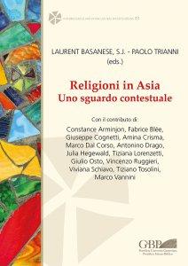 Copertina di 'Religioni in Asia'