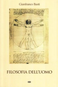 Copertina di 'Filosofia dell'uomo'