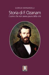 Copertina di 'Storia di F. Ozanam'