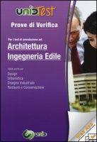 Prove di verifica per i test di ammissione ad architettura e ingegenria edile. Con aggiornamento online