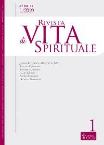 Copertina di 'Rivista di Vita Spirituale. Anno 73, 1/2019'