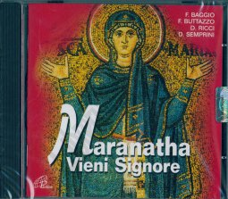 Copertina di 'Maranatha. Vieni Signore'