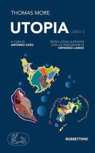 Copertina di 'Utopia. Libro II'