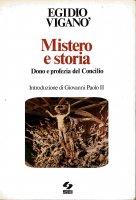 Mistero e storia - Egidio Viganò