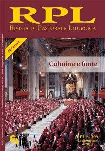 Rivista di Pastorale Liturgica - n. 299