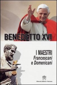 Copertina di 'I maestri Francescani e Domenicani'