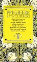 Preghiere e canti liturgici di  su LibreriadelSanto.it