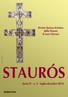 Staurós. Rivista storico-artistica della diocesi di Locri-Gerace (2016)